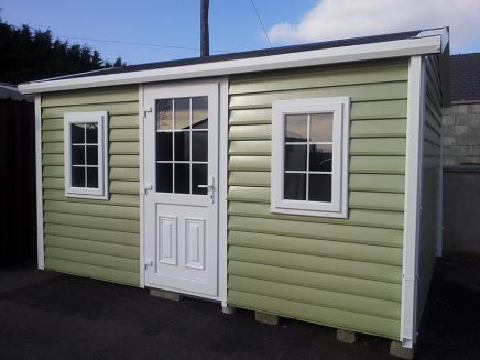 Mark's Steel Sheds